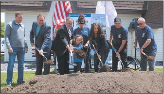 Breaking Ground To  Remember 9/11