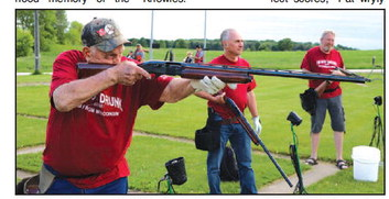 Mayville Gun Club Trap Shooter Shoots Perfect Scores At Age 91