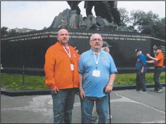 Honoring A Local Veteran