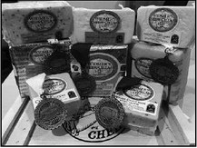 Widmer's Cheese Leaves ACS  Conference With Five Awards