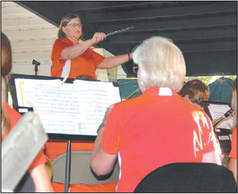Wagner Continues Music  Career With FDL  Symphonic Band