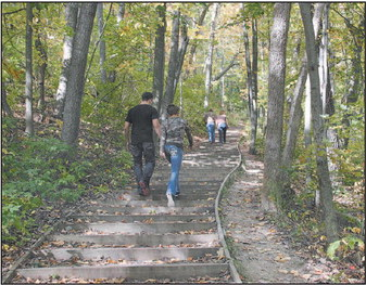 Wade House Access  Trail: