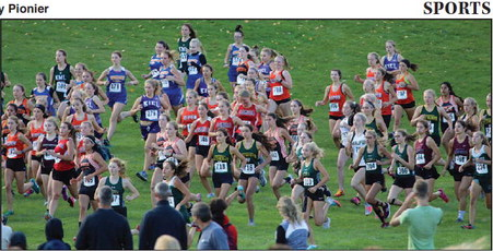 Mayville Cross Country  Hosts 690 Runners
