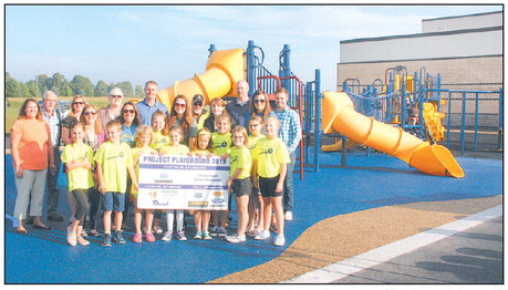 CES Playground  Gets Facelift