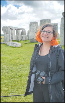 CHS Alum Travels  To England