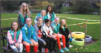 Trash To Treasure: Girl Scouts Beautify Horicon Park
