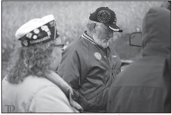 Allenton American Legion  Post's Wreaths Across  America Well Received