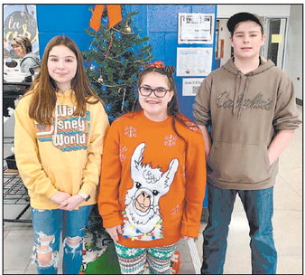 CMS December Students And Teacher Of The Month