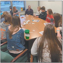 KHS Students Explore Different Careers