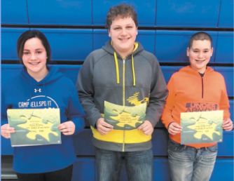 CMS January Students  Of The Month