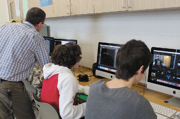 KHS Students  Learn To Make  Documentaries