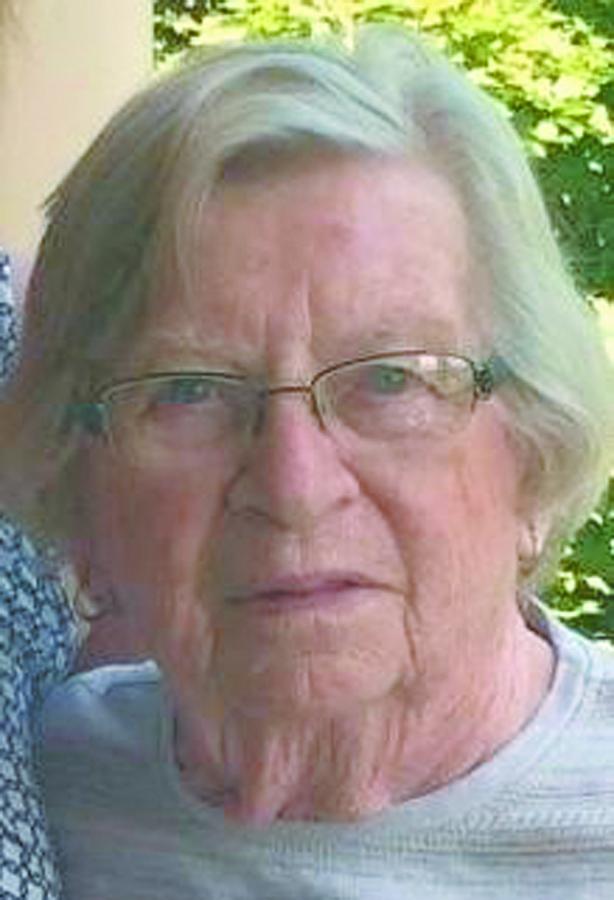 Virginia M. Warner