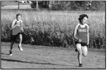 Lions Host Home Cross Country Invite
