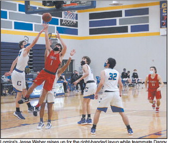 Campbellsport Sweeps Lomira In Basketball Doubleheader