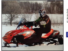 Snowmobile Trail Named In  Memory Of Ronald Bernhard