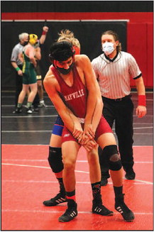 Two Medals For Mayville Mat Men At Flyway Tourney