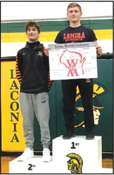 Lomira The Region's Best, Team Advances To Sectionals