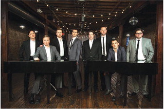 Sing And Dance Along With Felix & Fingers Dueling Pianos At   The Schauer Center