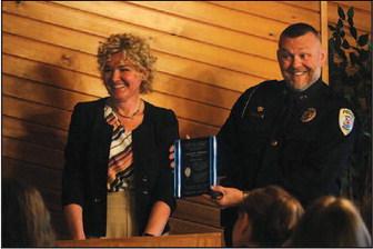 Adamson Retires, HPD and Community Express Gratitude