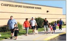 School Gets Started  In Campbellsport