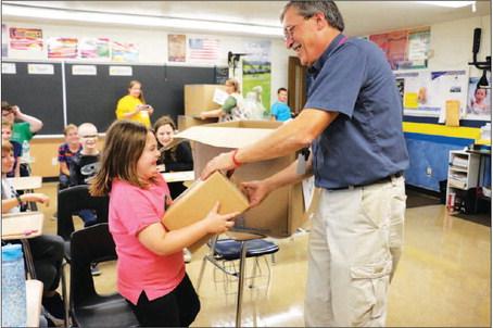 Trinity Lutheran School In Waucousta Awarded $10,000
