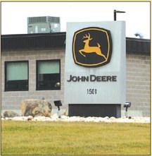 Deere & Co.  Employees Strike,  Horicon Works  Immune for Now