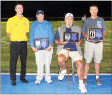 Eighth Class Of Campbellsport High  School Athletic Hall Of Fame Inducted