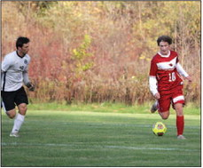Mayville Soccer  Earns Regional  Title